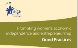 Publicação EIGE | Empreendedorismo e Independência Económica das Mulheres