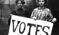 Women's suffrage in the United States: Uma conquista com 96 anos
