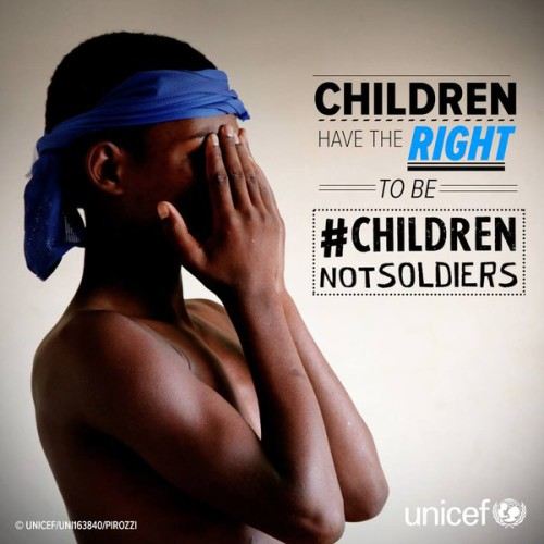 Children Notsoldiers