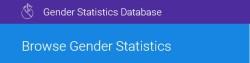 Gender Database EIGE