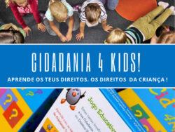 Jogo Educativo sobre os Direitos da Criança – Conheces os teus direitos?