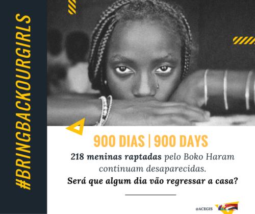 #BringBackOurGirls 900 dias_ACEGIS