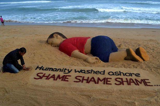 Aylan Kurdi: três anos depois milhares de pessoas continuam a morrer no mesmo mar