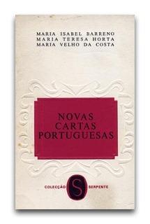 Livro Novas cartas Portuguesas_ACEGIS