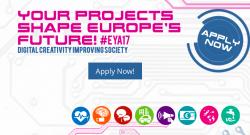 Candidaturas ao Prémio Europeu da Juventude #EYA 2017