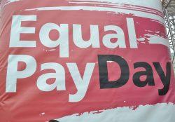 Comissão Europeia assinala hoje, o Dia Europeu da Igualdade Salarial 2017