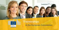 Comissão Europeia abre concurso para 1300 estágios remunerados