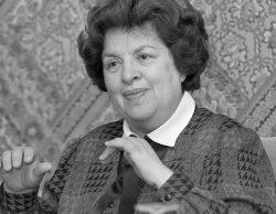 Lançamento do Projeto de Homenagem Nacional a Maria de Lourdes Pintasilgo