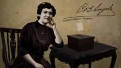 """Há 107 anos, Carolina Beatriz Ângelo, a primeira mulher portuguesa a """"conquistar"""" o direito ao voto"""