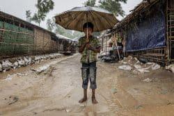 Crianças Rohingya: infância roubada e o futuro comprometido