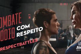 Campanha #RespectBattles da APAV_Associação ACEGIS