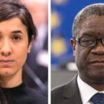 Nobel da Paz 2018 atribuído a ativistas que lutam contra violência sexual