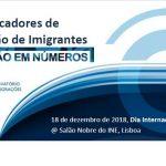 Lançamento do Relatório Estatístico Anual 2018 – Indicadores de Integração de Imigrantes