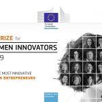 Prémio UE para Mulheres Inovadoras 2019