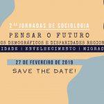 Jornadas de Sociologia – Pensar o Futuro