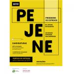 27ª PEJENE – Programa de Estágios de Jovens Estudantes do Ensino Superior nas Empresas