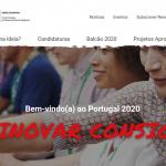 Portugal 2020 – Nova ferramenta para pesquisa de apoios